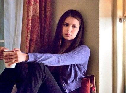 Nina Dobrev, The Vampire Diaries
