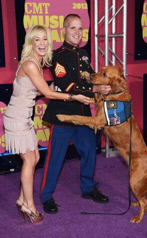 CMT Awards, Kellie Pickler, Kyle Jacobs