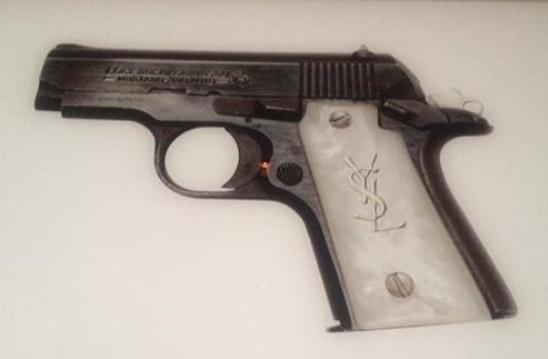 Pistola Kim