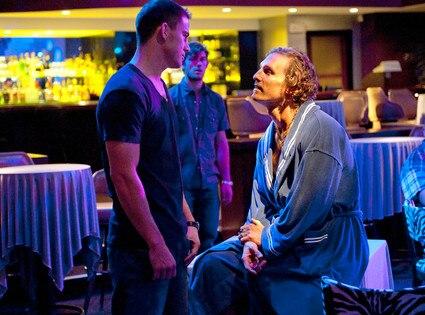 Magic Mike, Channing Tatum, Matthew McConaughey