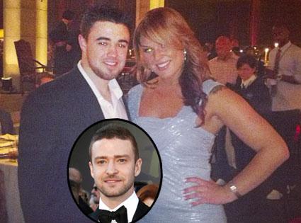Kelsey De Santis, Justin Timberlake