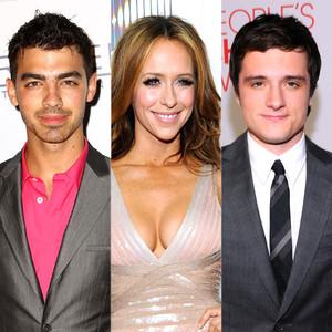 Joe Jonas, Josh Hutcherson, Jennifer Love Hewitt
