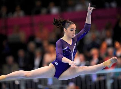 Olympics, Olympians to Watch, Aliya Mustafina