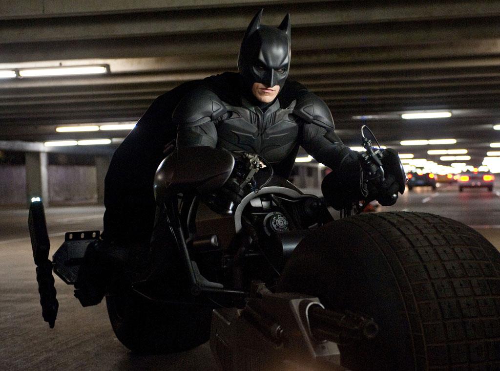 Christian Bale, The Dark Knight Rises
