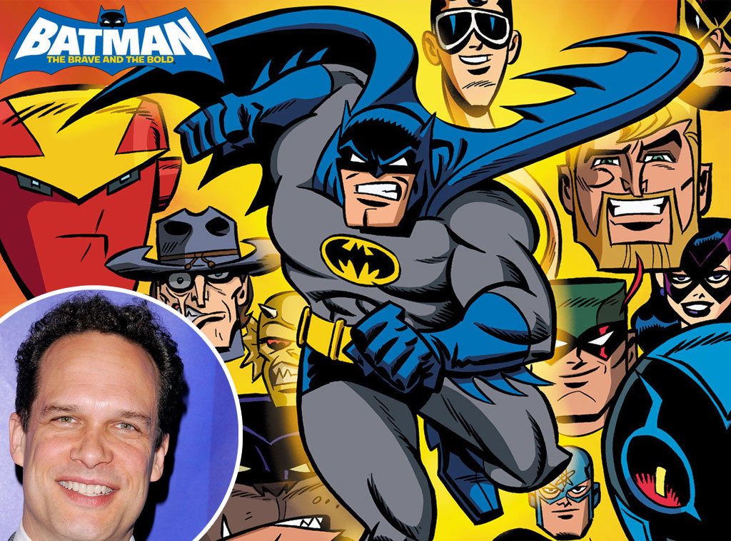 Diedrich Bader, Batman: The Brave and the Bold