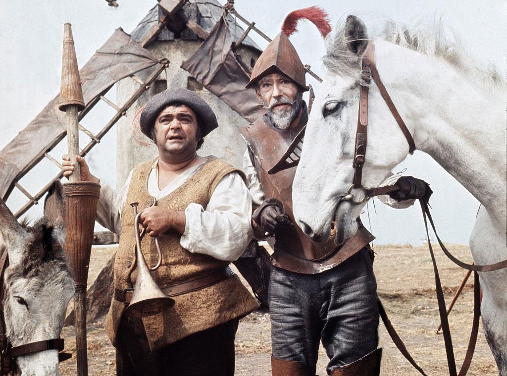 James Coco, Peter O'Toole, Man of La Mancha