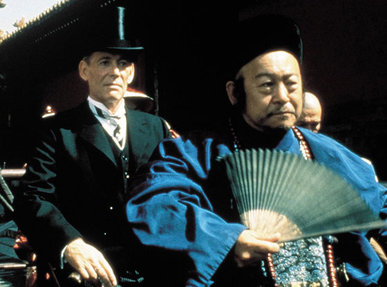 Peter O'Toole, The Last Emperor