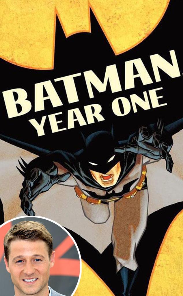 Ben McKenzie, Batman: Year One