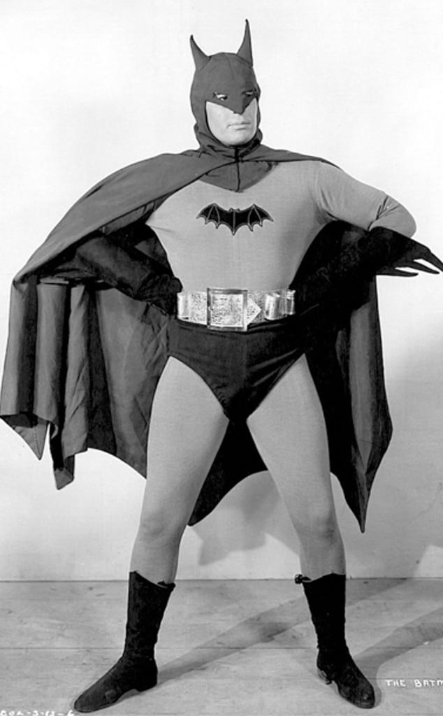 Lewis Wilson, Batman