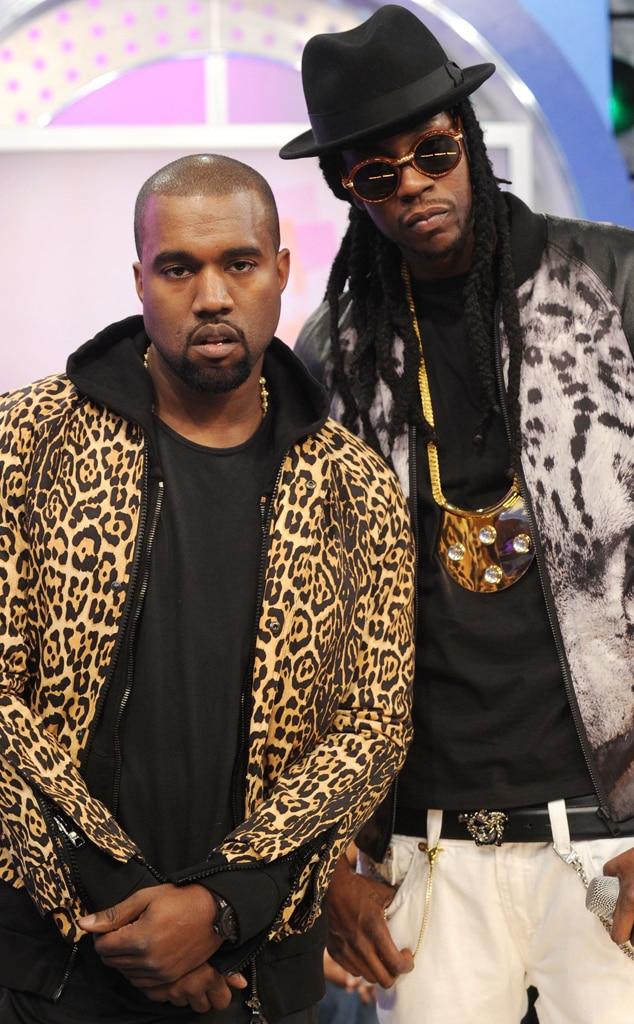 Kanye West, 2 Chainz