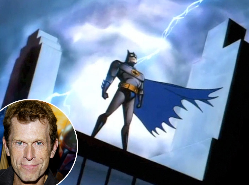 Kevin Conroy, Batman: The Animated Series