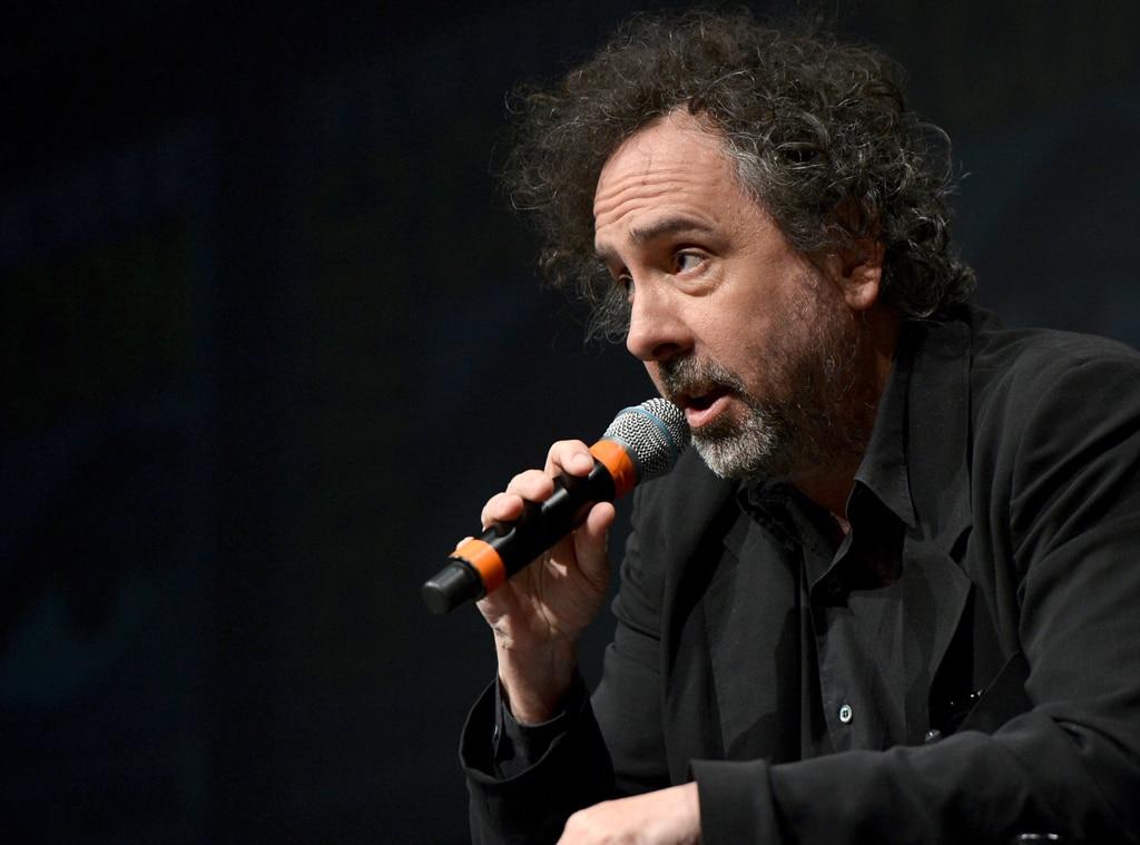 Tim Burton, Comic-Con