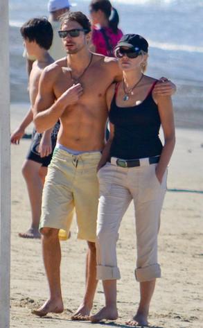 Martin Mica, Sharon Stone