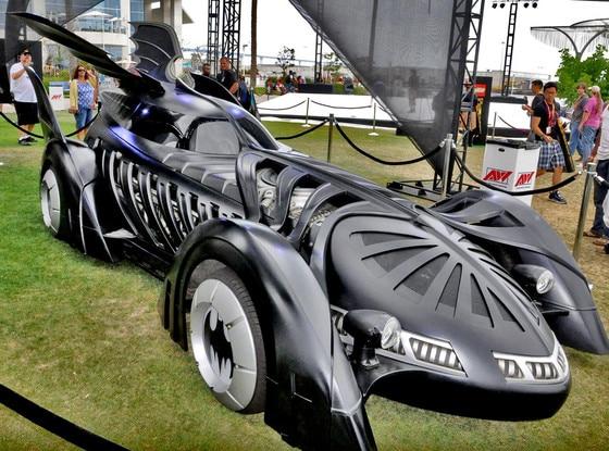 Val Kilmer, Batmobile