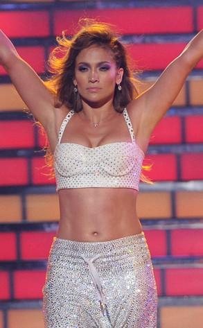 Jennife Lopez, American Idol