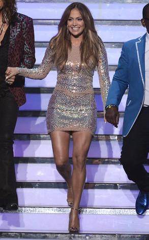 American Idol Finale, Jennifer Lopez