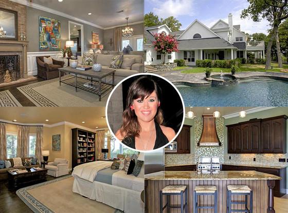 Kelly Clarkson, House