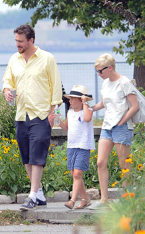 Michelle Williams, Matilda Ledger, Jason Segel