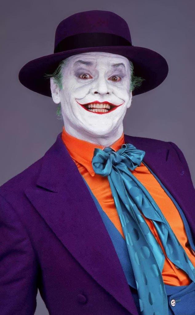 Batman, Jack Nicholson, The Joker