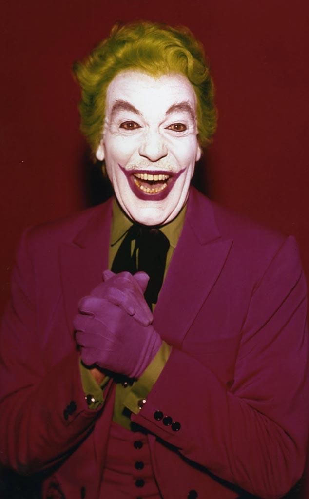 Batman, Cesar Romero, The Joker