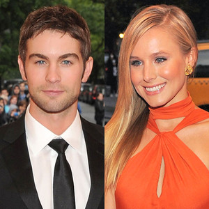 Chace Crawford, Kristen Bell