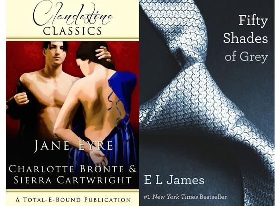 50 Shades of Grey, Jane Eyre