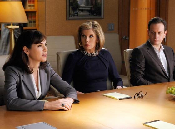 The Good Wife, CBS