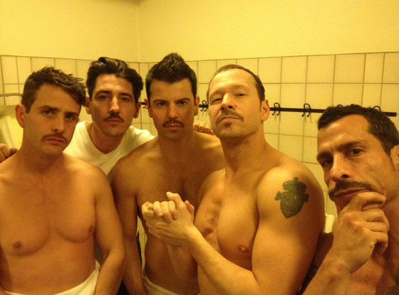 Donnie Wahlberg, New Kids on the Block
