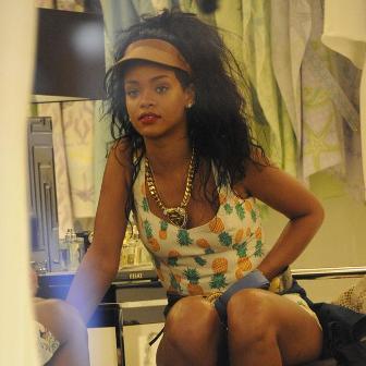 Rihanna, ferias 2