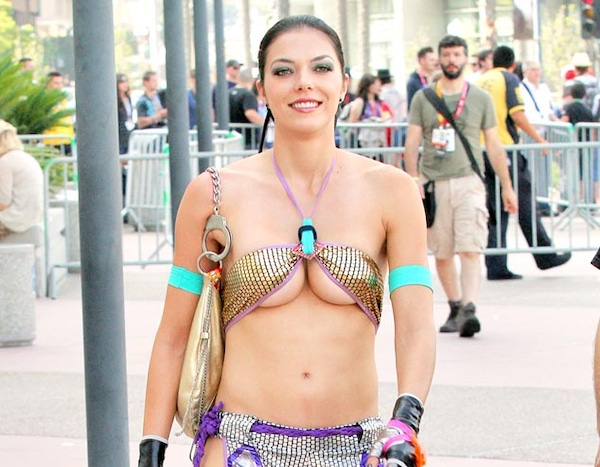 Adrianne Curry From Fashion Police's 100 Top Fash-Holes