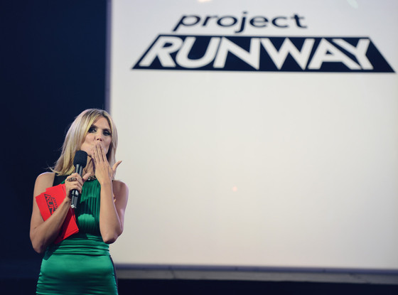 Heidi Klum, Project Runway Season 10