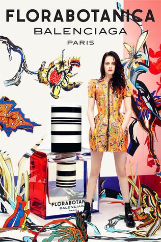 Kristen Stewart, Balenciaga Ad