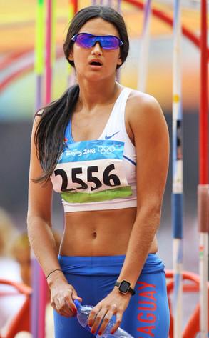 Hottest Olympian Bodies, Leryn Franco