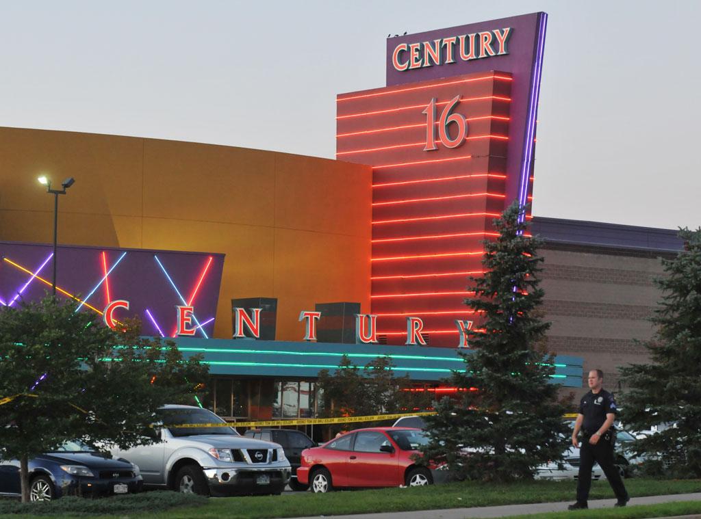 Century 16 movie Theatre, James Holmes