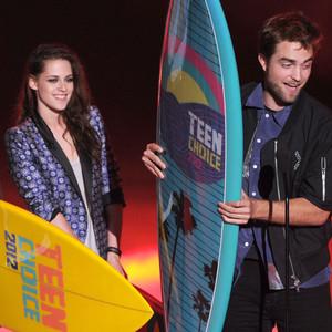TEEN CHOICE 2012 Show, Kristen Stewart, Robert Pattinson