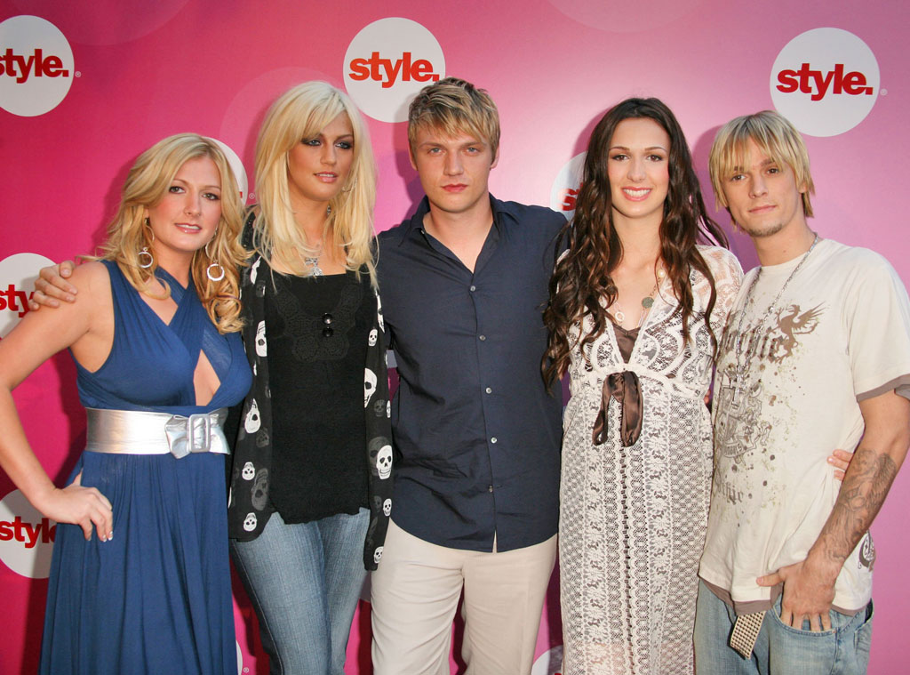 inside nick and aaron carter u0026 39 s sprawling family saga  tragedy  triumph  u0026 the ongoing issues that