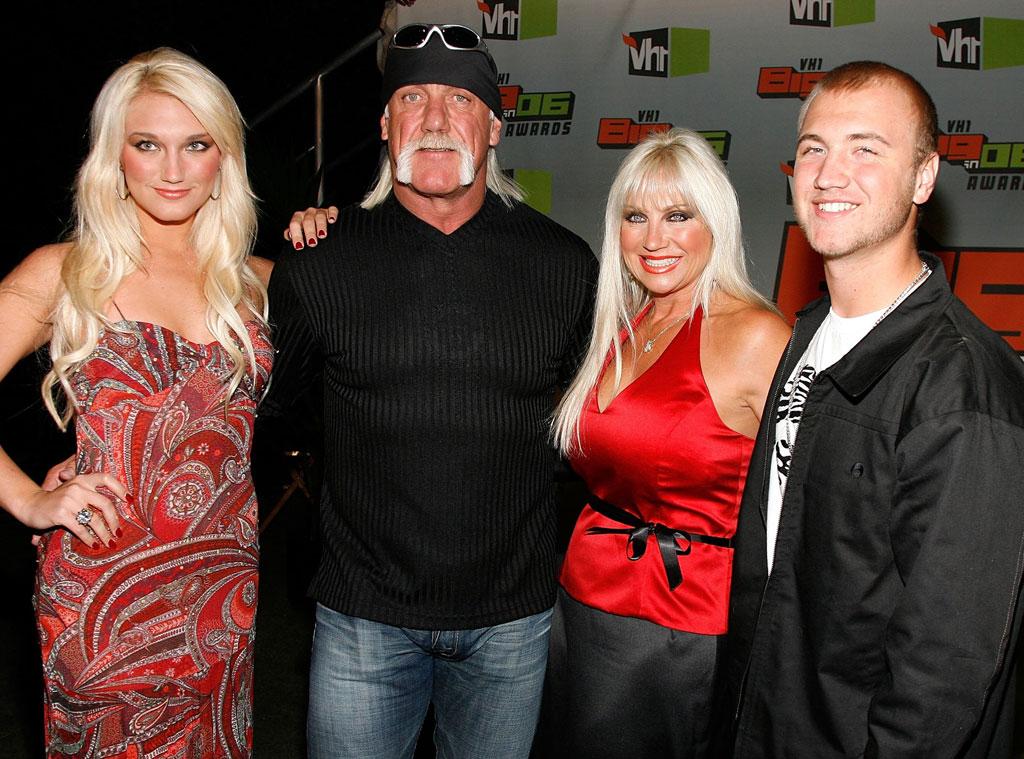 Brooke Hogan, Hulk Hogan, Linda Hogan, Nick Hogan