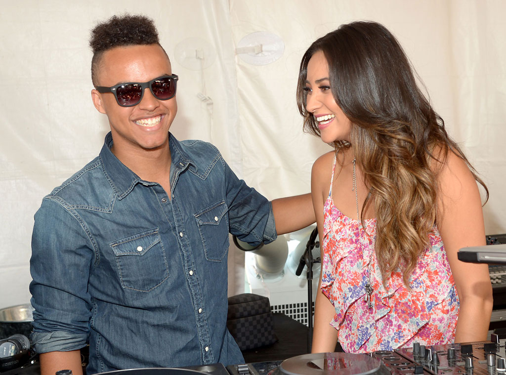 Connor Cruise, Shay Mitchell