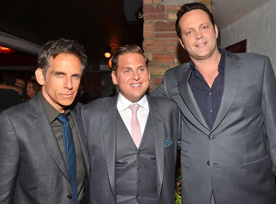 Ben Stiller, Jonah Hill, Vince Vaughn