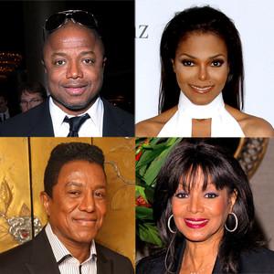 Randy, Jermaine, Janet, Rebbie, Jackson