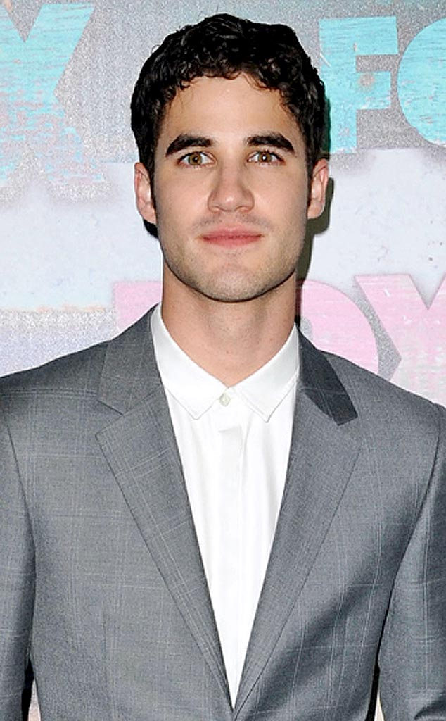 TCA Press Tour, Darren Criss