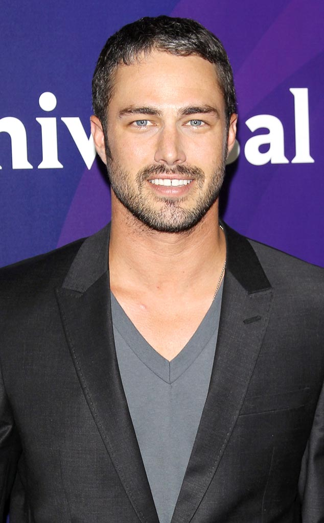 TCA Press Tour, Taylor Kinney