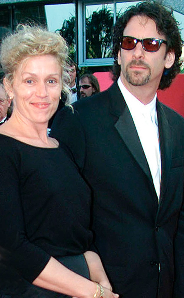 Frances McDormand, Joel Coen