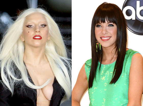 Lady Gaga, Carly Rae Jepsen