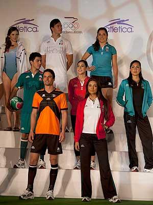 Vestuario_Olimpíadas_Mexico