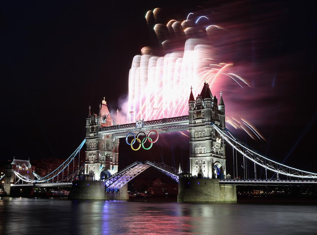 London Olympic Opening Ceremony