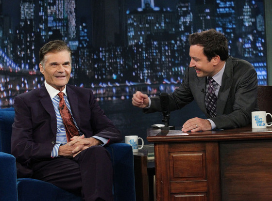 Fred Willard, Jimmy Fallon