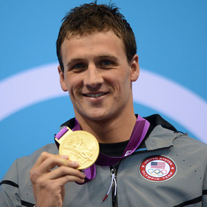 London 2012 Olympic Games, Ryan Lochte