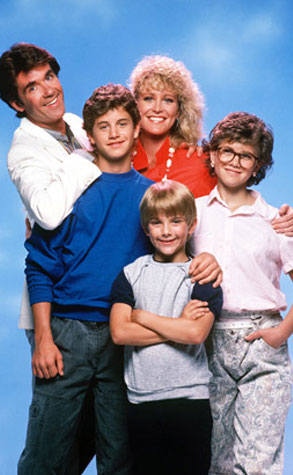 Alan Thicke, Growing Pains