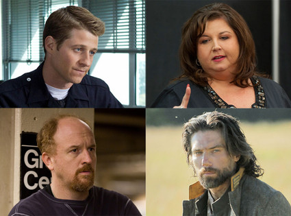Louis C.K, Hell on Wheels Dance Moms, Southland